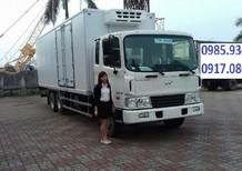 Xe tải Hyundai HD210 thùng đông lạnh tải trọng 12,7 tấn giá ưu đãi, hỗ trợ 100%VAT hồ sơ giao ngay