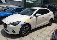 Mazda 2 Sedan 2017, trả góp 20% + gói ưu đãi