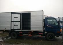 Bán xe tải Thaco HyunDai HD650, thùng kín, tải trọng 6,4 tấn, hỗ trợ trả góp tối đa