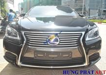 Bán Lexus LS đời 2016, màu đen, nhập khẩu