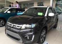 Suzuki Vitara đen nóc trắng nhập khẩu châu Âu giao xe ngay nhiều KM