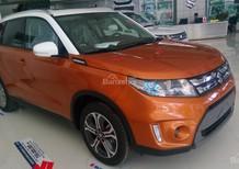 Mua xe Suzuki Vitara 2017 màu cam nóc trắng tại Suzuki Việt Anh để nhận nhiều ưu đãi
