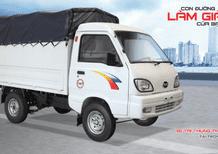 Giá bán xe tải nhẹ máy dầu 500kg 700kg 800kg 1 tấn bao nhiêu? Với 30 triệu nhận ngay xe tải nhẹ Cửu Long