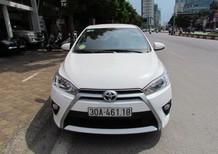 Toyota Yaris G 2014 màu trắng