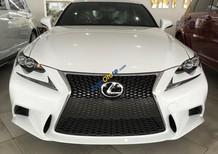 Cần bán Lexus IS250 F Sport đời 2014, màu trắng, nhập khẩu nguyên chiếc