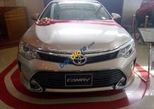 Cần bán Toyota Camry 2.0E sản xuất năm 2016, hỗ trợ mua trả góp qua ngân hàng