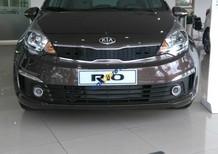 Bán xe Kia Rio Sedan 1.4 MT đời 2016, màu nâu, nhập khẩu