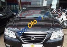 Cần bán gấp Hyundai Sonata đời 2009, màu đen
