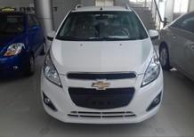 Bán xe Chevrolet Spark LT đời 2017, màu trắng, Đồng Nai - trả trước 78tr là có xe