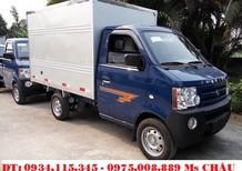 Cần bán xe Dongben DB1021 770kg 2016, màu trắng/ Xe tải nhỏ chạy trong thành phố 550kg 650kg
