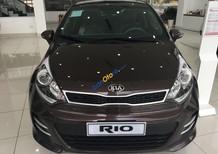 Kia Rio Hatchback 2016, màu nâu, nhập khẩu chính hãng, giá chỉ 592 triệu