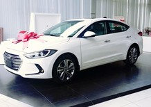 Cần bán Hyundai Elantra 2.0AT 2018, màu trắng, giao ngay trả góp 80%