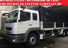 Bán xe Fuso FJ 16 tấn 2016, màu trắng, nhập khẩu chính hãng