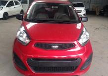 Cần bán xe Kia Morning VAN đời 2012, màu đỏ, xe nhập, giá 258tr