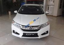 Cần bán Honda City 2017 màu trắng mới chỉ 575 triệu, giảm giá sốc - Hỗ trợ vay 90% giao xe ngay