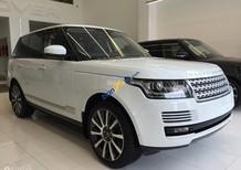 Bán xe Range Rover Vogue màu trắng, màu xanh máy xăng, đời 2017 xe bảo hành xe giao ngay 0918842662