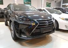 Bán Lexus NX 300H Luxury Hybrid Limited năm 2016, màu đen, nhập khẩu