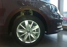 Bán Volkswagen Polo Sedan GP đời  2016, màu nâu, xe nhập Đức.LH Hương 0902.608.293