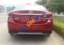 Xe Mazda 6 đời 2017 cản sau 2 bô mới, thể thao - Giá tốt nhất tại Biên Hòa - Đồng Nai, liên hệ hotline 0932505522