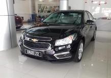 Chevrolet Cruze 1.6 LT sản xuất 2017, giá tốt nhất Tây Ninh -  chỉ trả 72tr là có xe