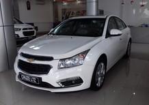Chevrolet Cruze 1.6 LT đời 2017, khuyến mãi lớn tại Chevrolet Nam Thái, Bình Phước