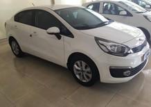 Bán xe Kia Rio 1.4 AT đời 2016, màu trắng, nhập khẩu nguyên chiếc, giá 565tr