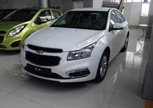 Cruze 1.6 LT 2017 tại Chevrolet Nam Thái đang cho giá cực sốc Bình DƯơng - khuyến mãi 53tr