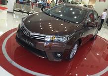 Bán xe Corola Altis 1.8 số tự động, màu nâu