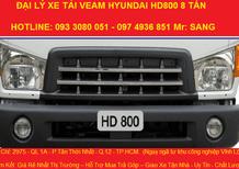 Bán ô tô xe tải 5 tấn - dưới 10 tấn VEAM HD800 2016, màu bạc, nhập khẩu chính hãng