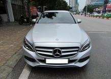 Xe Mercedes đời 2015, màu bạc, số tự động