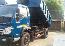 Xe ben 5 tấn thaco trường hải FLD490C mới nâng tải 2017