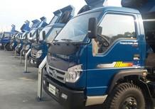 Xe ben 4,2 tấn thaco Trường Hải FLD420D mới nâng tải 2017