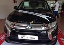 Bán Mitsubishi Outlander 2.0 CVT, màu đen, giá từ 808tr. Hỗ trợ trả góp, giao xe ngay - LH 0911373343