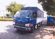 Bán xe tải Hyundai HD72 3.5T thùng mui bạt, mua xe Hyundai giá rẻ