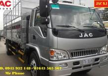 Xe tải JAC HFC1383K 9T1 thùng mui bạt, xe tải JAC 9T1 tặng trước bạ 100%