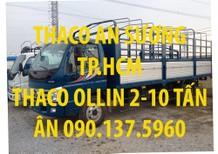 TP. HCM: Bán xe tải Thaco Ollin 700C; 700B sản xuất mới