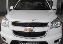 Bán xe Chevrolet Colorado 2.5 4x2 đời 2016, màu trắng