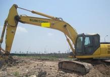 Thanh lý máy xúc đào Sumitomo SH 240-5, hàng nhập khẩu chính hãng chỉ 1 tỷ