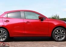 Bán ô tô Mazda 2 1.5AT sản xuất 2017, màu đỏ giá cạnh tranh