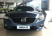 Mazda 6 2.5L mới, nhiều ưu đãi hấp dẫn