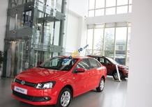 Cần bán xe Volkswagen Polo G model 2018, màu đỏ, nhập khẩu nguyên chiếc