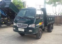 Bán xe ben 3,5 tấn trường hải Thaco 2017 mới nâng tải