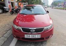 Bán xe Cerato 2011 màu đỏ