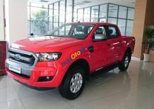 Bán Ford Ranger XLS MT mầu đỏ, giá tốt giao ngay