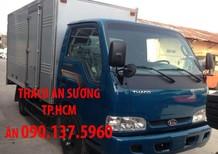 Thaco An Sương TP. HCM: Kia Frontier K165 2016, màu xanh, nhập khẩu