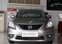 Bán Nissan Sunny XL sản xuất 2018, màu nâu, 428tr