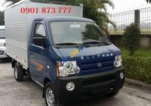 Cần bán xe tải nhẹ 700kg 800kg Dongben thùng dài 2m5, có thùng bạt, thùng kín, trả trước 35-45 triệu