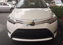 Toyota Vios 1.5E, hộp số vô cấp, xe giao ngay, tặng 100% thuế trước bạ