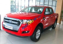 Ford An Đô: Cần bán xe Ford Ranger 2017 XLS 4x2 AT màu đỏ, giao xe toàn quốc, hỗ trợ trả góp