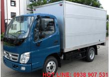 Xe tải Thaco Ollin345 - Thaco Ollin K2800 2 tần 4, xe tải Ollin 2 tấn 4, Ollin2,4 tấn, tặng 100% thuế trước bạ